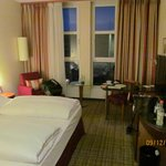 Our room on the third floor.