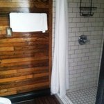 Storyville shower