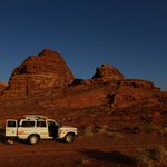 Foto de Wadi Rum Lovers Camp