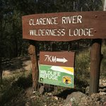 Foto de Clarence River Wilderness Lodge
