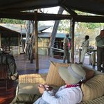 Bilde fra Little Kwara Camp - Kwando Safaris