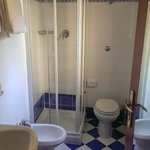 Nice bathroom, but the shower was too small and difficult to get in and out of