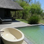 Foto van Londolozi Private Granite Suites