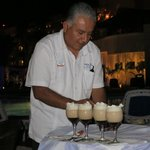 Staff always willing to make or create speciality drinks