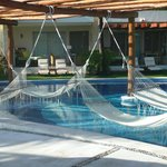 Pool Hammocks