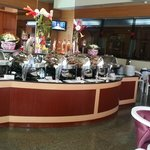 BUFFET NEAR LOBBY