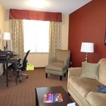 Foto de Comfort Suites Downtown Buffalo