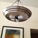 Lighting fixture missing something!