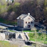 Rideau Canal lock system and Bytown Museum