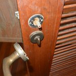Broken Door Knobs