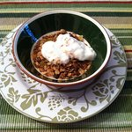 Deb's incredible homemade granola