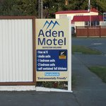 Sign of the Aden Motel
