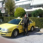 Piraeus Port Taxi - Athens Private Tour