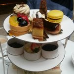 Afternoon tea... I miss it already!