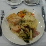 Buffet Lunch During work event