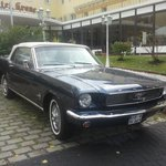 Ford Mustang vom Cheffe...
