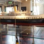 A model of SS NOMADIC