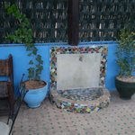 roof terrace, riad 1