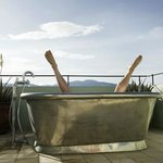 The Roof-Top-Hot- Tub