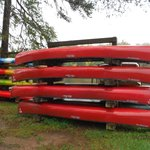 Canoe Kayak and Pedal Boat Rentals at Boathouse
