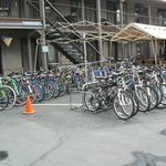 Bikes to borrow