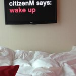 Photo de citizenM New York Times Square