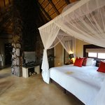 Foto de Makalali Private Game Lodge