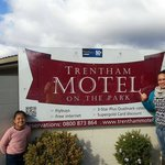 Foto Trentham Motel on the Park