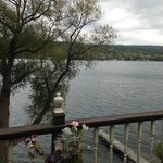 View of Lake Keuka