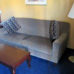 Very Comfortable Couch, Best Western Inn - Rohnert Park, Ca