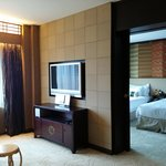 Living & bed room room of executive suite