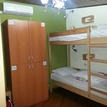 4 person room in Envoy hostel (Tbilisi)