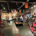 Route 66 Vintage Iron Motorcycle Museum Foto