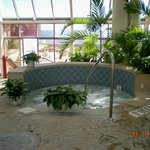 5 Hot tubs-only 2 working