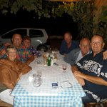 A great night with friends in Brouklis