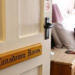 all our rooms have locally themed names