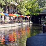 The Colorful River Walk