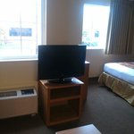Only tv in room
