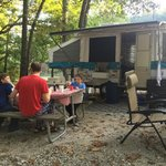 Foto de Stone Mountain Family Campground