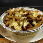 Poutine!! French fries, cheese and gravy deliciousness!!