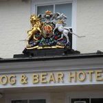 Foto van Dog & Bear Hotel