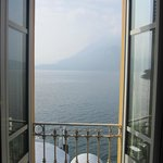 Lake Como from the window