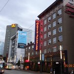 Foto Howard Johnson Hotel Vancouver