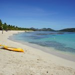Foto de Blue Lagoon Beach Resort