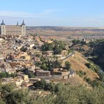 Toledo View from Parador