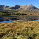 Lough Inagh Lodge resmi