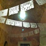 lovely papel picados for our boda (wedding)