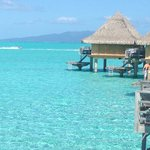 Foto de InterContinental Bora Bora Le Moana Resort