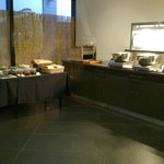 other part of breakfast area