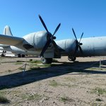 B-29 in the static display